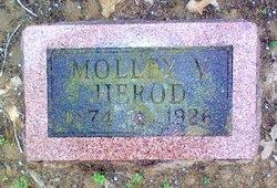 Mollie V. Mae <i>Roundtree</i> Herod