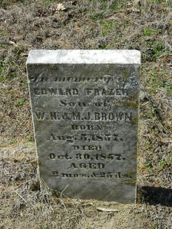 Edward Frazer Brown
