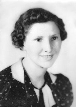 Georgia Mae <i>Hollander</i> Simmons