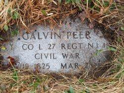 Calvin A Peer