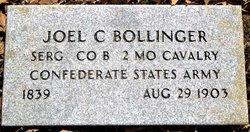 Joel C. Bollinger