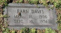 Earnest Davis