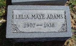 Lelia Maye <i>Douglas</i> Adams