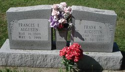 Frances Elizabeth <i>Felder</i> Augustin