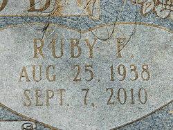 Ruby F <i>Channel</i> Alligood
