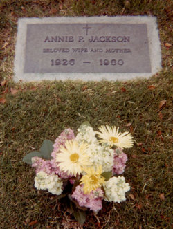 Anna Pearl Billie <i>Deriso</i> Jackson