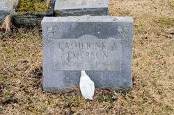 Catherine Agnes <i>Ward</i> Emerson