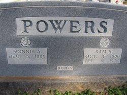 Samuel Harrison Powers
