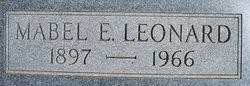 Mabel Esther <i>Stewart</i> Leonard
