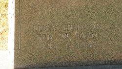 Lucy <i>Hudson</i> Akers