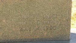 Nancy Jane Akers