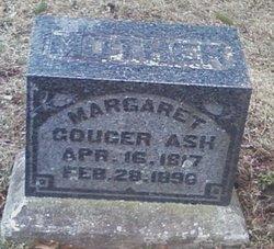 Margaret Rebecca <i>Couger</i> Ash