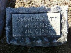 Sarah Matilda Ortt