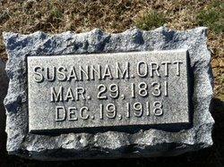 Susanna M. Ortt