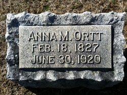 Anna M. Ortt