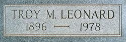 Troy Michel Leonard