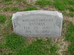 Margaret Maggie <i>Wesson</i> Bateman