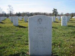 Arthur J Cassidy