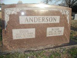 Edward Eddie Anderson