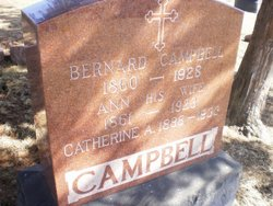 Catherine A Campbell