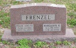 Marguerite Rosalie <i>Tacquard</i> Frenzel
