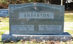 Clarence Edward Anderson