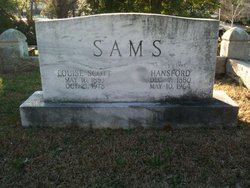 Louise <i>Scott</i> Sams