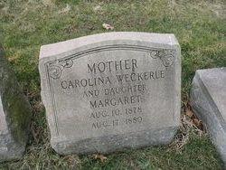 Margaret Weckerle