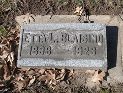 Etta L. Blaising