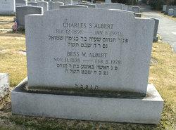 Charles S Albert