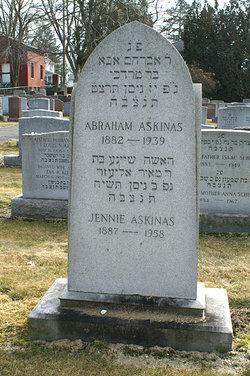 Abraham Askinas