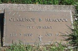 Clarence B. Heacock