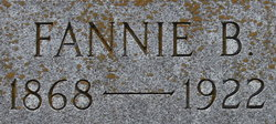 Fannie B <i>Smith-Bayless</i> Kenner