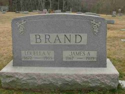 Louella Viola <i>Campbell</i> Brand