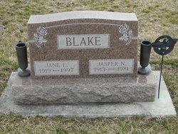 Jane Elizabeth <i>Heft</i> Blake