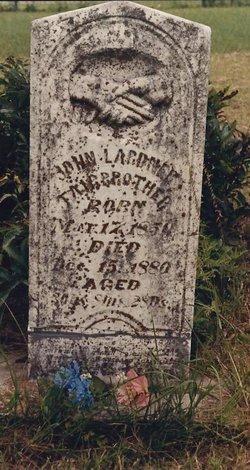 John Lardner Fairbrother, Sr