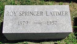 Roy Springer Latimer