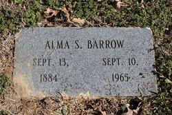 Alma S. Barrow