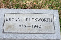 Bryant Duckworth
