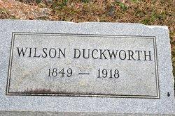 Wilson Duckworth