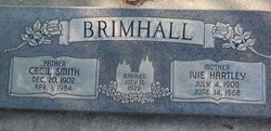 Ivie <i>Hartley</i> Brimhall