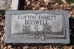 Clifton Emmett Boswell