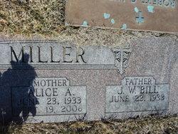 Alice Almira <i>Ryan</i> Miller