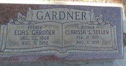 Clarissa Susannah <i>Seeley</i> Gardner