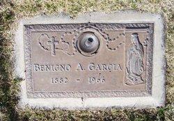 Benigno A Garcia