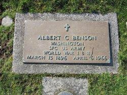 Albert C. Benson