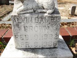 Alvin Daniel Brown