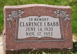 Clarence Ivan Babb
