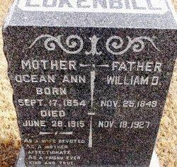 Ocean Ann <i>Cowell</i> Lukenbill