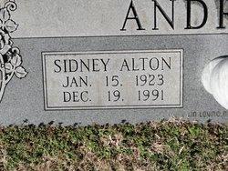 Sidney Alton Andrews